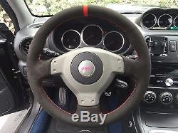 05-07 Subaru wrx/sti suede steering wheel cover wrap