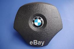 06-08 Bmw E90 3 Series Driver Side Lh Steering Wheel Cover Only Non Sport #5