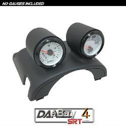 06 12 Mit. Eclipse Dual Gauge Pod 52mm (OEM) Steering Wheel Column Cover