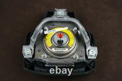 06-13 LEXUS Alcantara steering wheel drivers srs module IS IS250 IS350 ISF 5.0