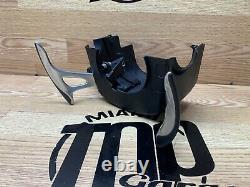 07-15 Infiniti G35 G37 Sedan Coupe Steering Wheel Paddle Shifter Cover Trim