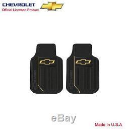 10pcs Chevy Elite Logo Car Truck Seat Covers Floor Mats Steering Wheel Cover Set