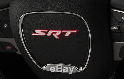 15-18 SRT Grand Cherokee Challenger Charger Illuminated Steering Wheel Cover OEM