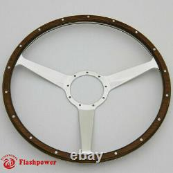 17 Classic wood steering wheel Restoration Transporter Chevy Caprice