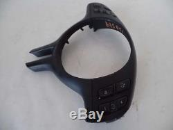 2001 Bmw 330i, Steering Wheel Cover With Switches, 20089, Sedan E46