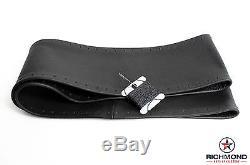 2003 2004 2005 Chevy Tahoe LT LS Z71 -Leather Wrap Steering Wheel Cover, Black