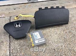 2003-2006 Honda Pilot Steering Wheel Cover, Passenger Dash Cover, SRS Module