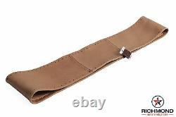 2004-2008 Ford F-150 King Ranch F150-Leather Steering Wheel Cover, Raw Cow Hide