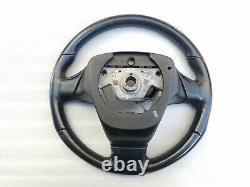 2005-2006 Infiniti G35 G35x Steering Wheel Black Leather withCruise Radio Control