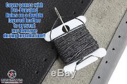 2006 Lincoln Mark LT Rims TV/DVD iPod -Leather Steering Wheel Cover, Black/Gray