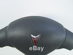 2009 2010 Pontiac Vibe Left Driver Steering Wheel Cover Oem 09 10