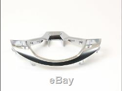 A New Mercedes C Class Steering Wheel AMG Logo Chrome Silver Trim A0994642313