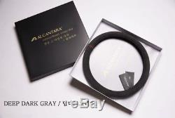 Alcantara Steering Wheel Cover for 2006 2019 AZERA