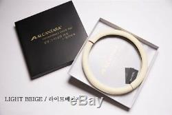 Alcantara Steering Wheel Cover for KIA 11 12 13 14 15 16 17 18 SPORTAGE