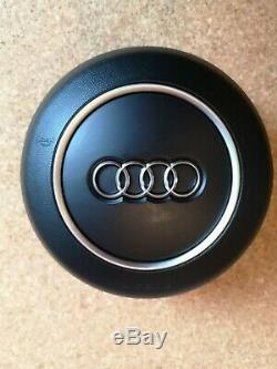Audi S Line A6 A7 A8 2012-17 Driver Steering Wheel New Cover