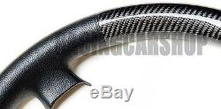 Benz Real Leather Carbon Steering Wheel Cover For W210