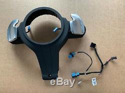 BMW 1 2 3 4 F20 F22 F30 F31 F32 F33 Steering Wheel Shift Paddles Wire Cover SET