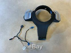 BMW 1 2 3 4 F20 F22 F30 F31 F32 M Steering Wheel Shift Paddles Wire Cover SET
