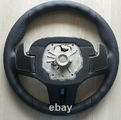 BMW 1 2 3 Z4 F40 F44 G20 G21 G29 GENUINE M Sport Steering Wheel paddle heat