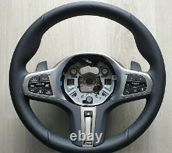 BMW 1 2 3 Z4 F40 F44 G20 G21 G29 M Sport Steering Wheel paddle heat ACC Vibro