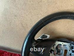 BMW 2004-2010 E60 E63 STEERING WHEEL SPORT MTECH HEATED With PADDLE SHIFTERS OEM