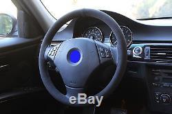 BMW 3-Series E90 Alcantara Steering Wheel Cover