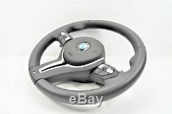 BMW 5 6 SERIES M SPORT F06 F10 F11 F12 F13 M5 M6 STEERING WHEEL with airbag