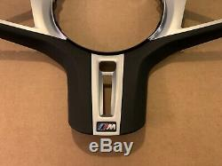BMW 5 7 8 X3 X4 X5 X6 X7 G30 G11 G14 G15 G05 G06 G07 M Steering Wheel Trim Cover