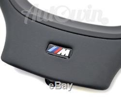 Bmw 5 Series F10 F11 F07gt ///m Steering Wheel Cover Trim Genuine Original Oem