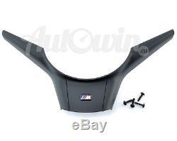 BMW 5 Series E60 E61 E60LCI E61LCI ///M STEERING WHEEL COVER TRIM GENUINE OEM