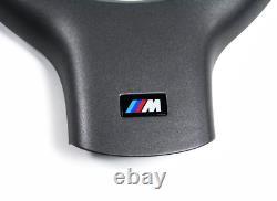 BMW E46 M3 CSL Steering Wheel Trim Cover Titan Shadow GENUINE 32347833354