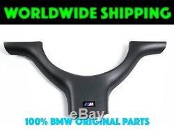 BMW E46 M3 Titan-shadow Steering Wheel Trim Genuine 32347833354