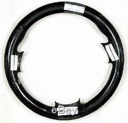 Bmw E87 1 Series Real Leather Carbon Steering Wheel Cover 2008up
