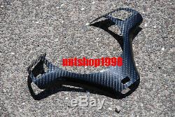 BMW E90 E91 E92 E93 20052008 Carbon Fiber Steering Wheel Trim Cover M Hole