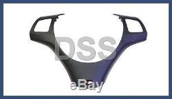 BMW E92 E93 3-Series M Sport Steering Wheel Cover Trim 2006+ NEW 328i 335i