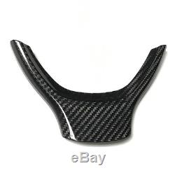 BMW F06 F12 F13 M Sport 640 650 Carbon Fiber Steering Wheel Cover