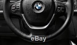 BMW Genuine F25 X3 Steering Wheel Cover NEW 32306798537