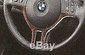 BMW Genuine OEM E46 3 Series 2000-2006 Maple Steering Wheel Trim Cover NEW