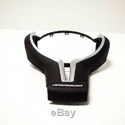 BMW M2 F87 Steering Wheel Cover M Performance Carbon 32302413480 New Genuine