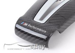 BMW M3 M4 M5 M6 Carbon Steering Wheel Cover F80 F82 F83 F10 F06 F12