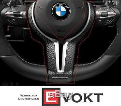 BMW M Performance Steering wheel cover carbon M3 M4 5 Series 6 Series