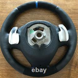 BMW ///M SPORT Steering Wheel Shift paddles ALCANTARA+NAPPA for X3 X4 F25 F26