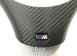 BMW M SPORT TECH 1 E82 3 E90 E92 X1 E84 STEERING WHEEL BUTTONS shift pad CARBON
