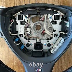 BMW M Sport Alcantara Steering Wheel Heating F10 F11 F18 F06 F12 F13 F01 F02 F03