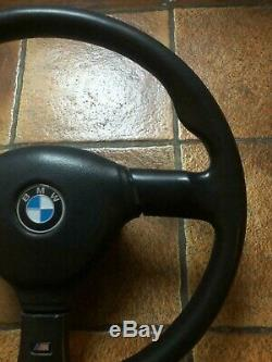 BMW M-tech Steering Wheel M3 M5 E32 E34 Sport