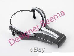 BMW Performance M3 M4 M5 M6 Carbon Steering Wheel Cover F80 F82 F83 F10 F06 F12
