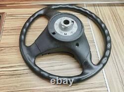 BMW e31 e34 e36 e38 M3 M5 Z3 e39 OEM Leather Sport Steering wheel