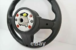 Bmw 3 & 4 Series F15 F16 F30 F31 F32 M3 X5 Sport Steering Wheel (#156)