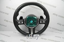 Bmw 3 4 Series X5 X6 Sport Vibro Mlf F15 F16 F30 F32 Steering Wheel #49