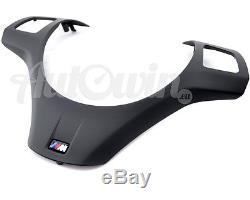 Bmw 3 Series E90/e91/e92/e93 M Steering Wheel Cover Trim Genuine Original Oem